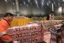 恒达注册_南航北京-昆明航线运送鲜花310吨 以玫瑰、百合等品种为主