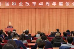 恒达注册_张桃林:重整行装再出发 加快推进种业强国建设