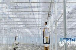 恒达代理平台_超级工程 | 沙漠、戈壁…智慧大棚让番茄在极限环境中生长成为可能