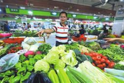 恒达注册_三亚常年蔬菜基地每天可供应160多吨叶菜