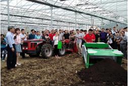 恒达代理平台_【图文】南京蔬菜生产机具演示会上有哪些好产品?