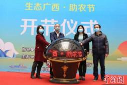 恒达注册登录_广西借电商培育网红农产品 带动产业发展