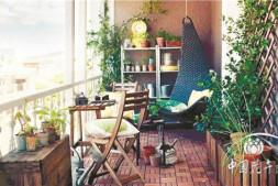 恒达信誉吗_如何打造一个舒适的阳台景观区