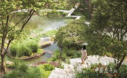 恒达平台登录_提升地产价值的独立型社区公园 记四川省成都市麓湖红石公园景观设计