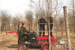恒达注册平台_苗圃提质带动园林机械发展