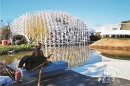 恒达注册_上海园 植物主角描画海派风采