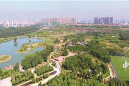 恒达娱待遇_为市民营造的绿色健身体育公园 记内蒙古包头奥林匹克公园景观设计